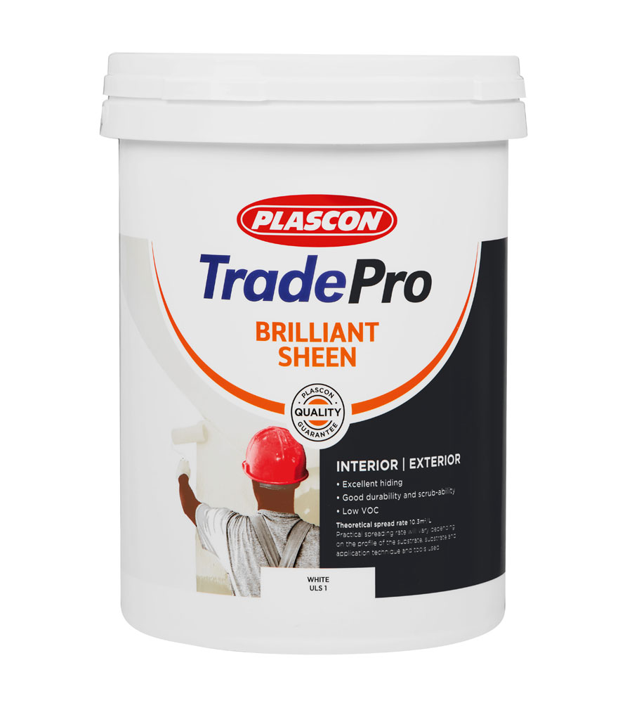 TradePro Brilliant Sheen Pastel