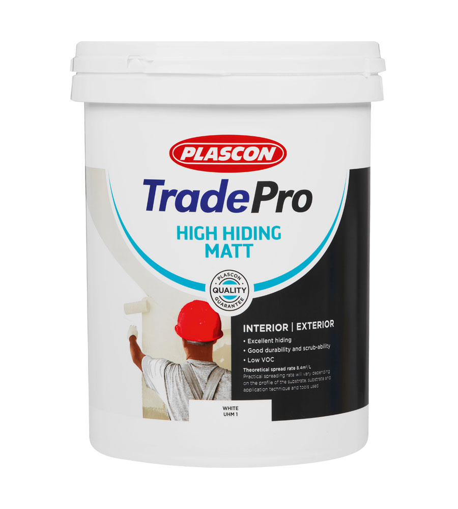 TradePro High Hiding Pastel Colour